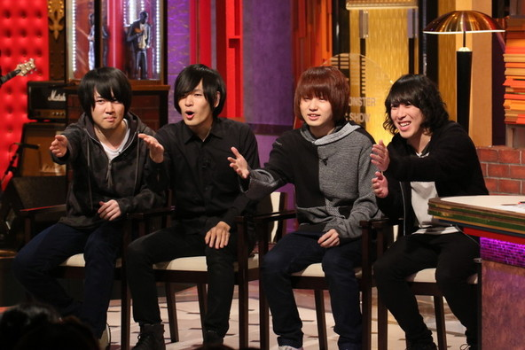 日本テレビ系「LIVE MONSTER」 (c)NTV(okmusic UP\'s)