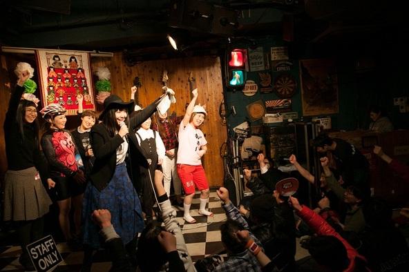 3月3日(火)@新宿LOFT (okmusic UP's)