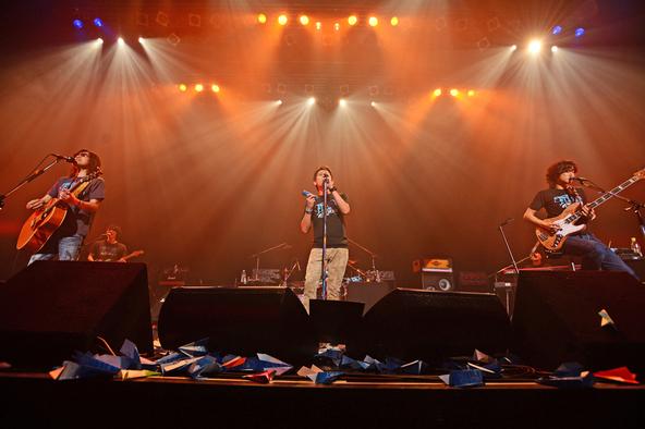 3月7日(土)@東京・Zepp DiverCity TOKYO (okmusic UP's)