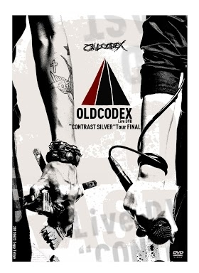 "「OLDCODEX Live DVD ""CONTRAST SILVER"" Tour FINAL」ジャケット画像 (okmusic UP\'s)"