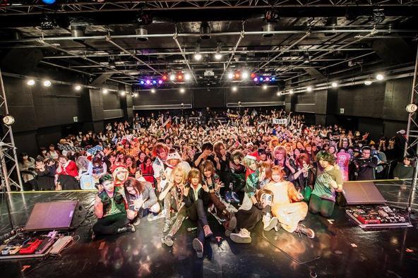 12月23日(月・祝)@新宿BLAZE photo by 釘野孝宏 (okmusic UP\'s)