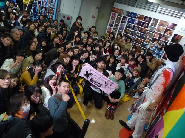3月8日(日)@大阪・梅田ロフト5階ロフトフォーラム