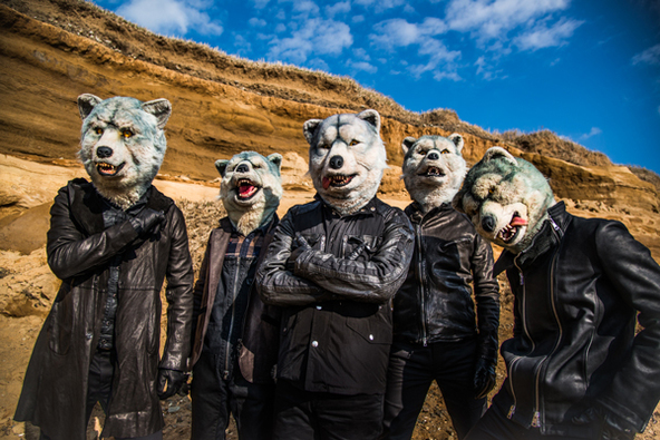 MAN WITH A MISSION (okmusic UP\'s)