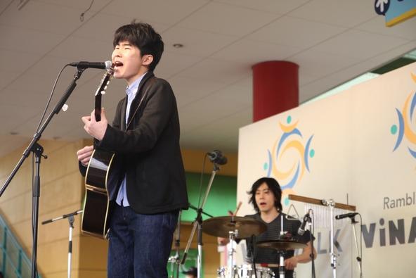 3月8日(日)@海老名・ビナウォーク (okmusic UP's)