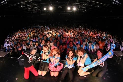 LoVendoЯの全国ツアーファイナル公演にZweiがゲスト出演