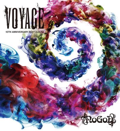 アルバム『VOYAGE ~10TH ANNIVERSARY BEST ALBUM』 (okmusic UP's)