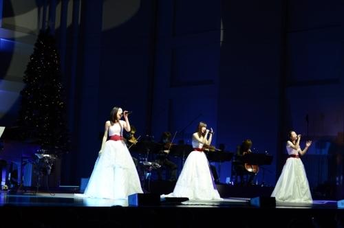 "「Christmas Premium LIVE 2013 ""Kalafina with Strings""」の模様 (okmusic UP\'s)"