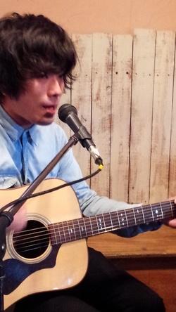 Chapter line 小浦和樹アコースティックライブ (okmusic UP's)