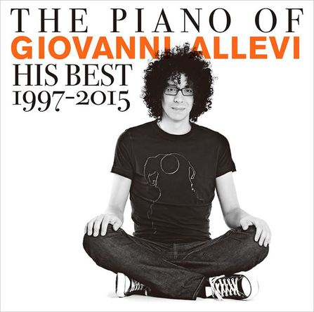 アルバム『THE PIANO OF GIOVANNI ALLEVI His Best 1997-2015』【通常盤】(CD) (okmusic UP's)