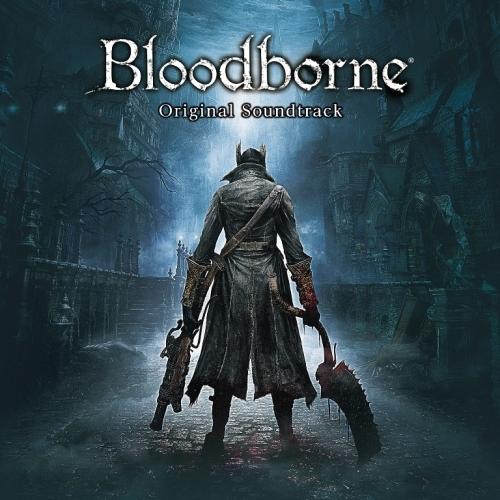 『Bloodborne オリジナルサウンドトラック』ジャケット画像 (C)Sony Computer Entertainment Inc.