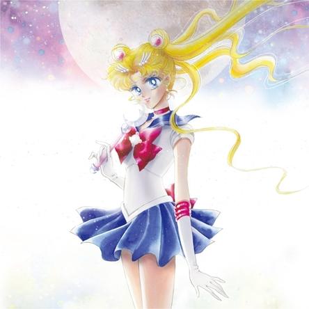 『美少女戦士セーラームーン THE 20TH ANNIVERSARY MEMORIAL TRIBUTE』ジャケット画像 (C)Naoko Takeuchi(okmusic UP\'s)