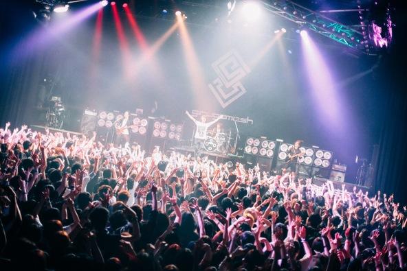 3月14日(土)@新木場STUDIO COAST (okmusic UP's)