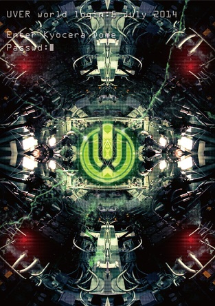 DVD & Blu-ray『UVERworld Live at Kyocera Dome Osaka 2014.07.05』【通常盤】 (okmusic UP's)