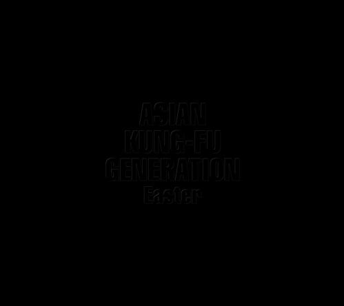 シングル「Easter」初回仕様:デジパック (okmusic UP's)