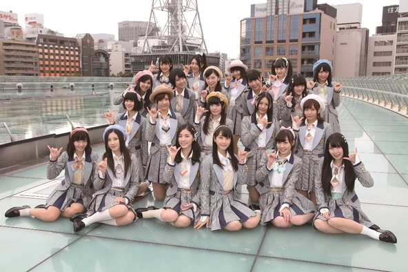 SKE48 (okmusic UP's)