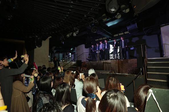 3月16日(月)@東京・ELE TOKYO (okmusic UP's)