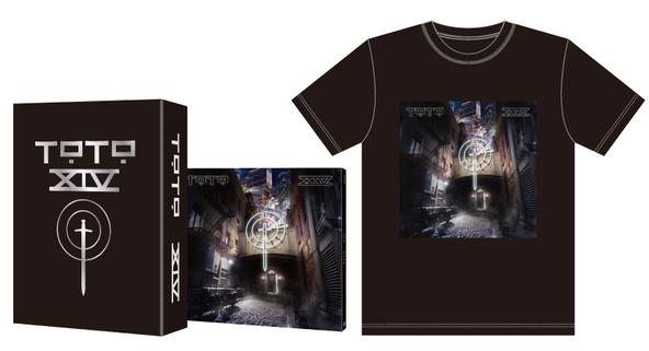 アルバム『TOTO XIV ~聖剣の絆』初回盤展開内容 (okmusic UP's)