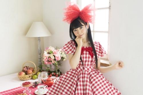 来週3月25日に1stアルバム『Strawberry JAM』がリリースとなる小倉唯