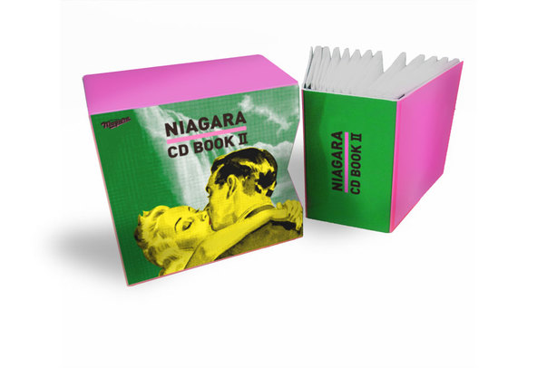 『NIAGARA CD BOOK II』 (okmusic UP's)