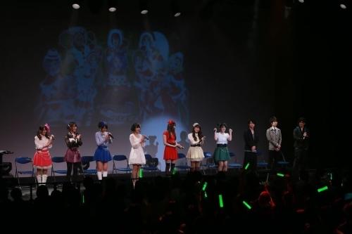 「プリティーリズム☆クリスマス −Prism Stage−」夜公演より、キャストトークの模様 (okmusic UP\'s)