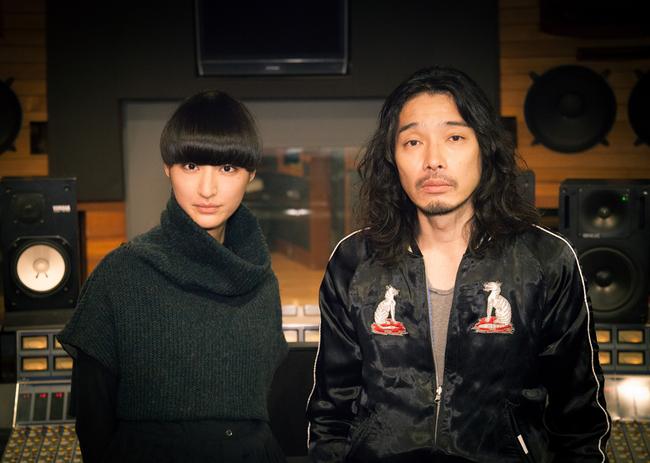 シシド・カフカ&斉藤和義
