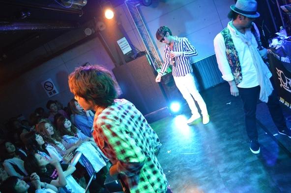 3月21日@東京・下北沢ReG (okmusic UP's)