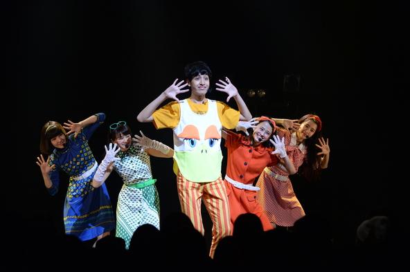 3月6日@TSUTAYA O-WEST『にゅっと祭。』(けみお&アミーガチュ) (okmusic UP's)