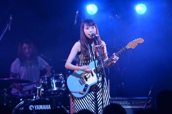 3月6日@TSUTAYA O-WEST『にゅっと祭。』(Saku) (okmusic UP's)