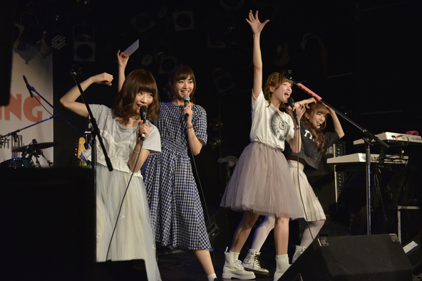 3月23日(月)@東京・原宿ASTRO HALL(Silent Siren) (okmusic UP's)