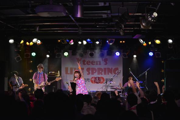 3月23日(月)@東京・原宿ASTRO HALL(ケラケラ) (okmusic UP's)