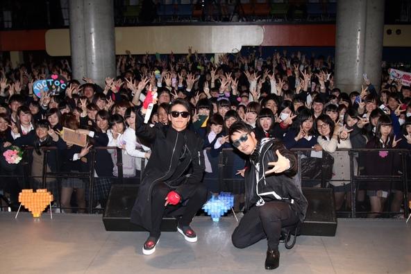 3月24日@東京・渋谷duo MUSIC EXCHENGE (okmusic UP's)