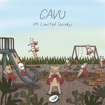 アルバム『CAVU』【通常盤】(CD) (okmusic UP's)