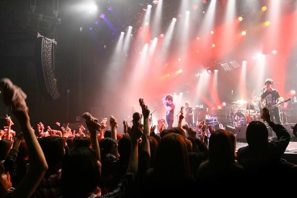 杉本善徳 「ミンナノウタ」 2015.3.22(日)赤坂BLITZ (okmusic UP's)