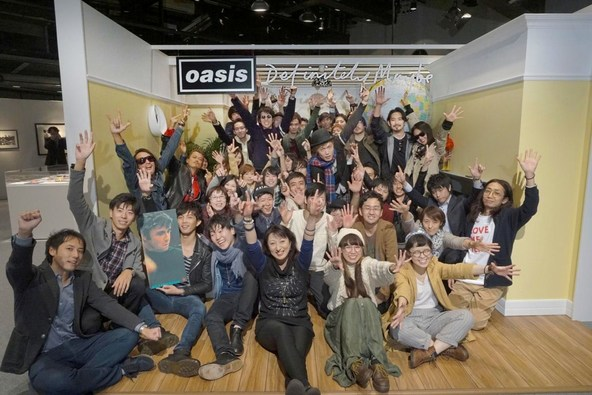 『Oasis Exhibition in Japan』 (okmusic UP\'s)