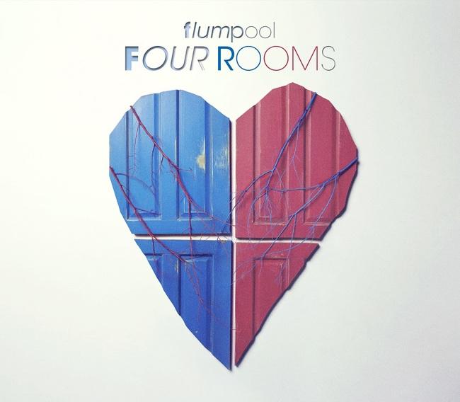 コンセプトディスク『FOUR ROOMS』 【初回限定盤】(CD+DVD)