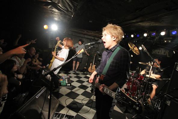 3月29日@下北沢SHELTER (okmusic UP\'s)