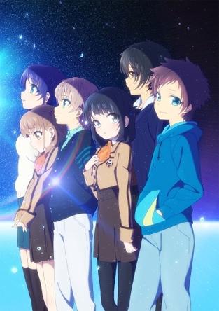 TVアニメ「凪のあすから」新キービジュアル (okmusic UP\'s)
