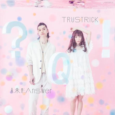 EP「未来形Answer E.P.」【Type-A】(CD+DVD) (okmusic UP's)