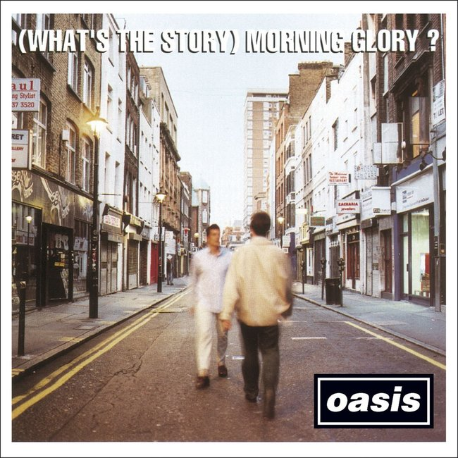 『(What's the Story) Morning Glory?』のジャケット画像