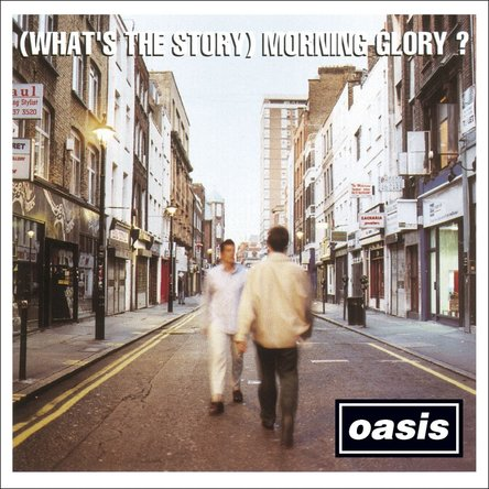 『(What's the Story) Morning Glory?』のジャケット画像 (okmusic UP's)