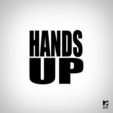配信シングル「HANDS UP」 (okmusic UP's)