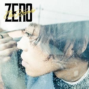 小野賢章「ZERO」通常盤ジャケット画像