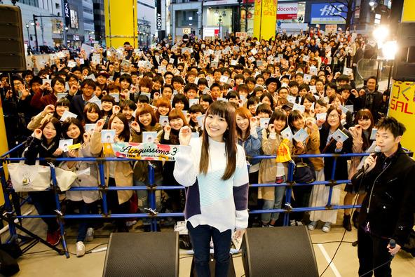 4月7日@渋谷マルイ前 (okmusic UP\'s)