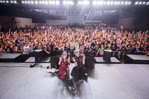 """アメリカ・シアトルでおこなわれた""""SakuraCon 2015""""に出演したGARNiDELiA"""