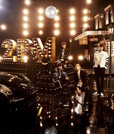2PM  (okmusic UP's)