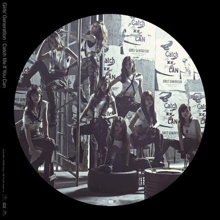 シングル「Catch Me If You Can」 【12インチアナログレコード】 (okmusic UP's)