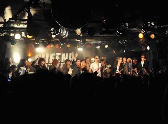 4月7日@東京・下北沢GARDEN (okmusic UP\'s)