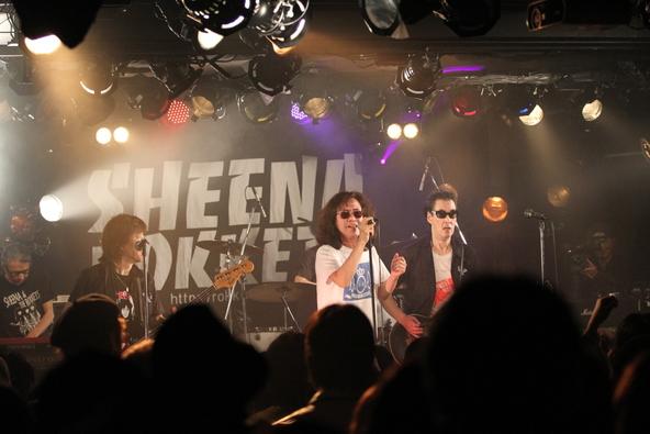 4月7日@東京・下北沢GARDEN (okmusic UP's)