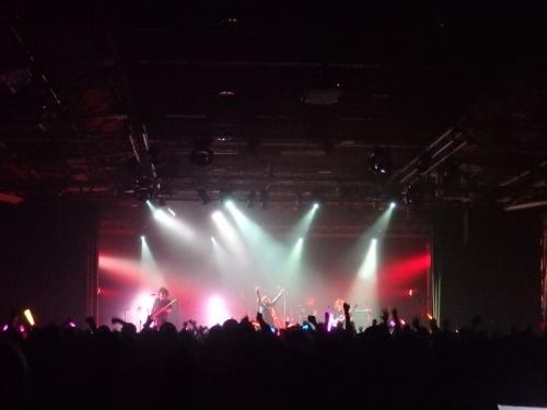 """ナノ初の海外公演""""Rock on Taiwan.""""の模様"""