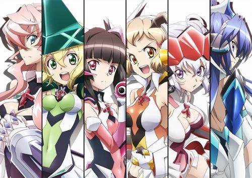 2015年7月より放送開始となるTVアニメ「戦姫絶唱シンフォギアGX」 (C)Project シンフォギアGX